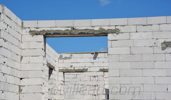 AAC Blocks - Properties, Advantages, Disadvantages & Laying Process
