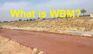 WBM Road Construction