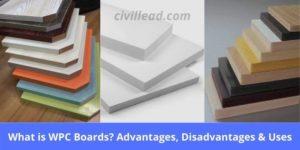 What is WPC Boards? Advantages, Disadvantages & Uses Civil Lead