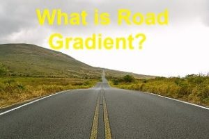 What is Road Gradient?