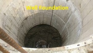 Caisson or Well Foundation