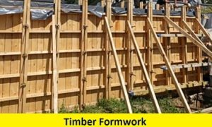 Types of Formwork In Construction Civil Lead