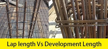 Difference Between Lap length and Development Length Civil Lead
