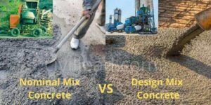 Nominal Mix Concrete Vs Design Mix Concrete