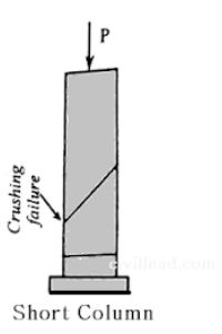 Difference Between long Column and Short Column
