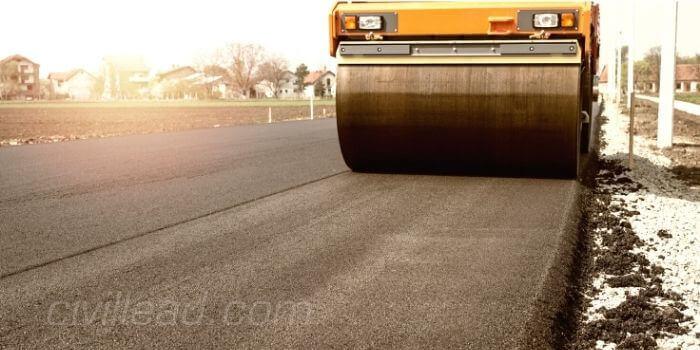 Concrete Road Vs Asphalt Road